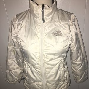 Girls The North Face Jacket Size 7/8